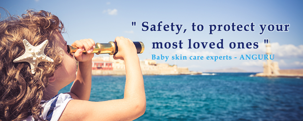 Baby skin care experts - ANGURU